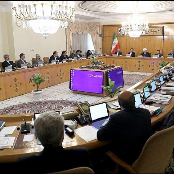 اصلاح تصویبنامه تعرفه پرمصرفهای آب و برق در هیئت دولت